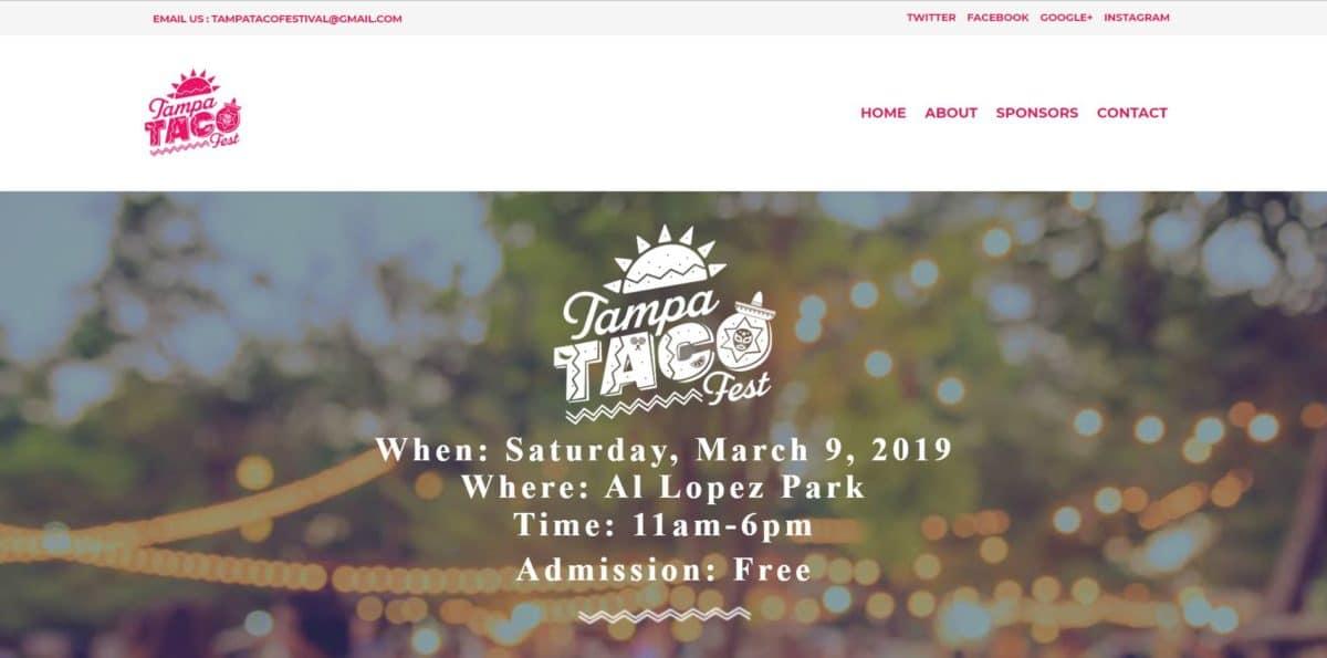Tampa Taco Festival