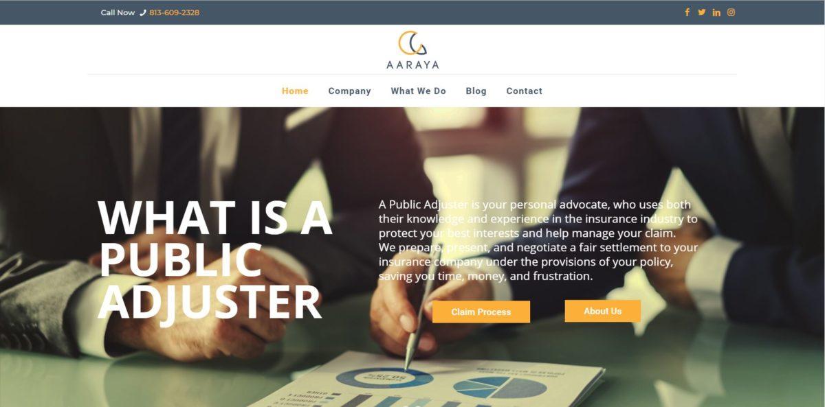 Aaraya Consulting