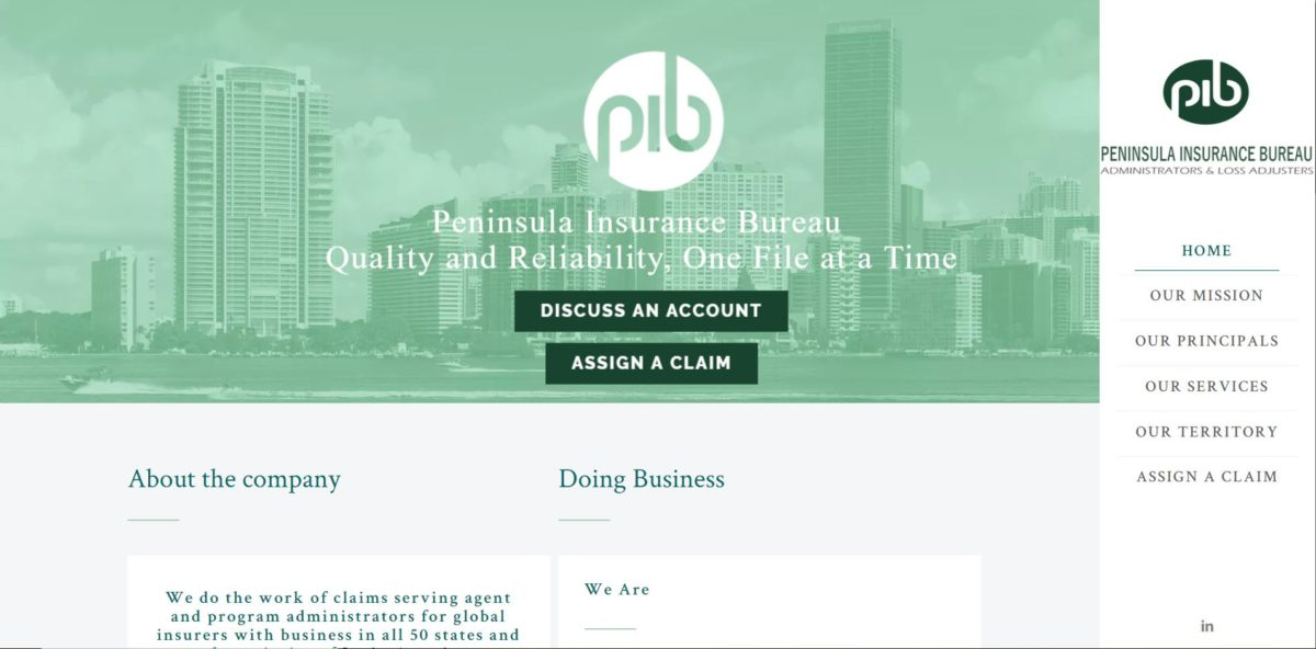 Peninsula Insurance Bureau