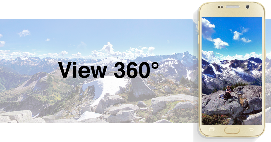 Mobile App – View 360