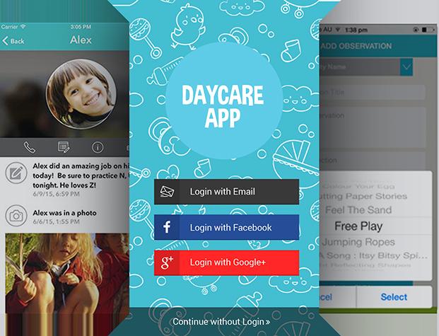 App For Daycares