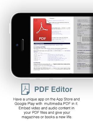 Mobile PDF Editor