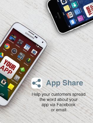 Mobile App Share